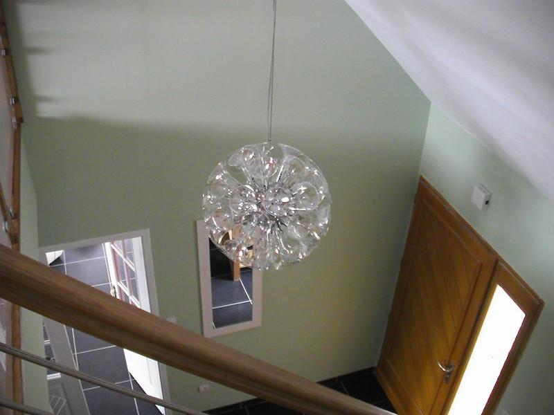 Lustre d 39 entr e id e de luminaire et lampe maison - Luminaire entree maison ...