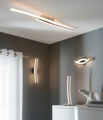 Led Idée Maison De Luminaire Laurie Plafonnier Et Lampe P0On8kNwX