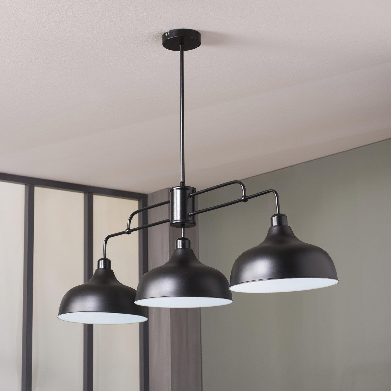 Leroy Et Luminaire Lustre Lampes Maison 3 Merlin De Idée Lampe f7bg6y