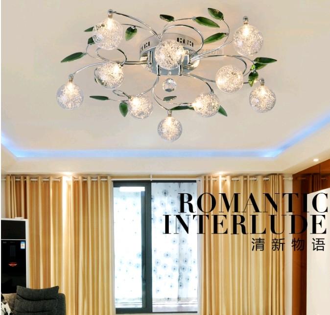 Lustre led ouedkniss id e de luminaire et lampe maison - Plafonnier salle a manger ...
