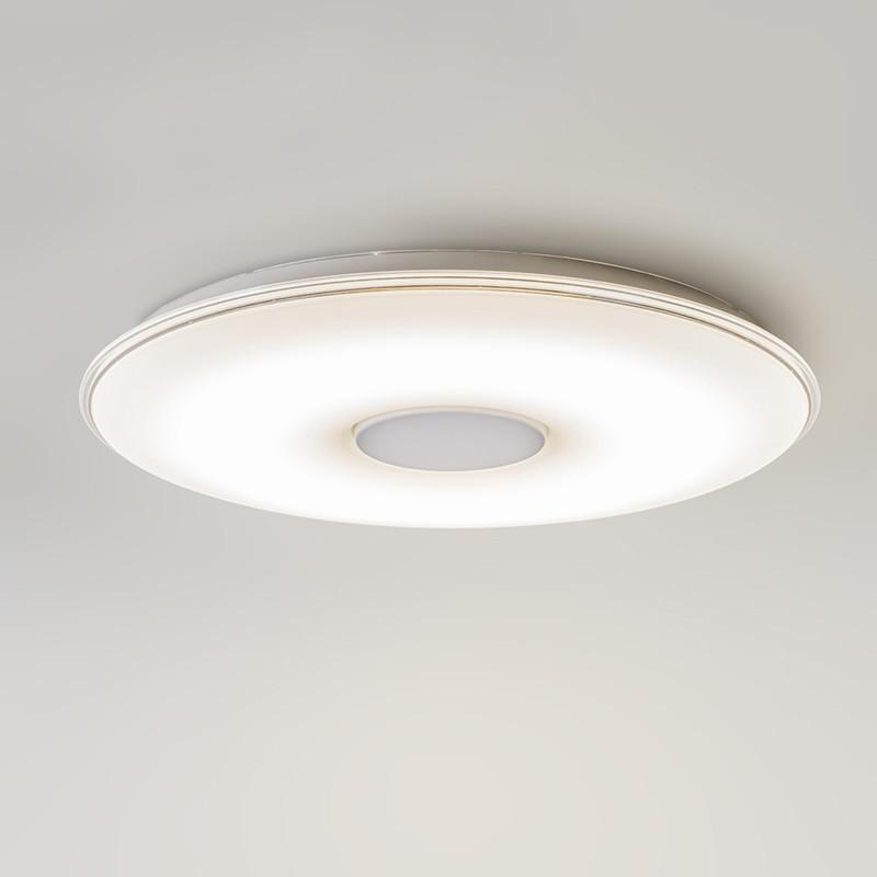 Led Plafonnier Lampe Telecommande Maison Idée De Et Qupgvszm Luminaire NwOnkX08P