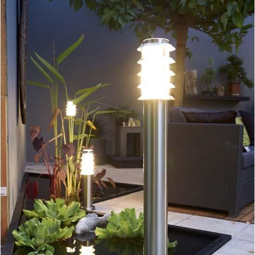 Eclairage exterieur design