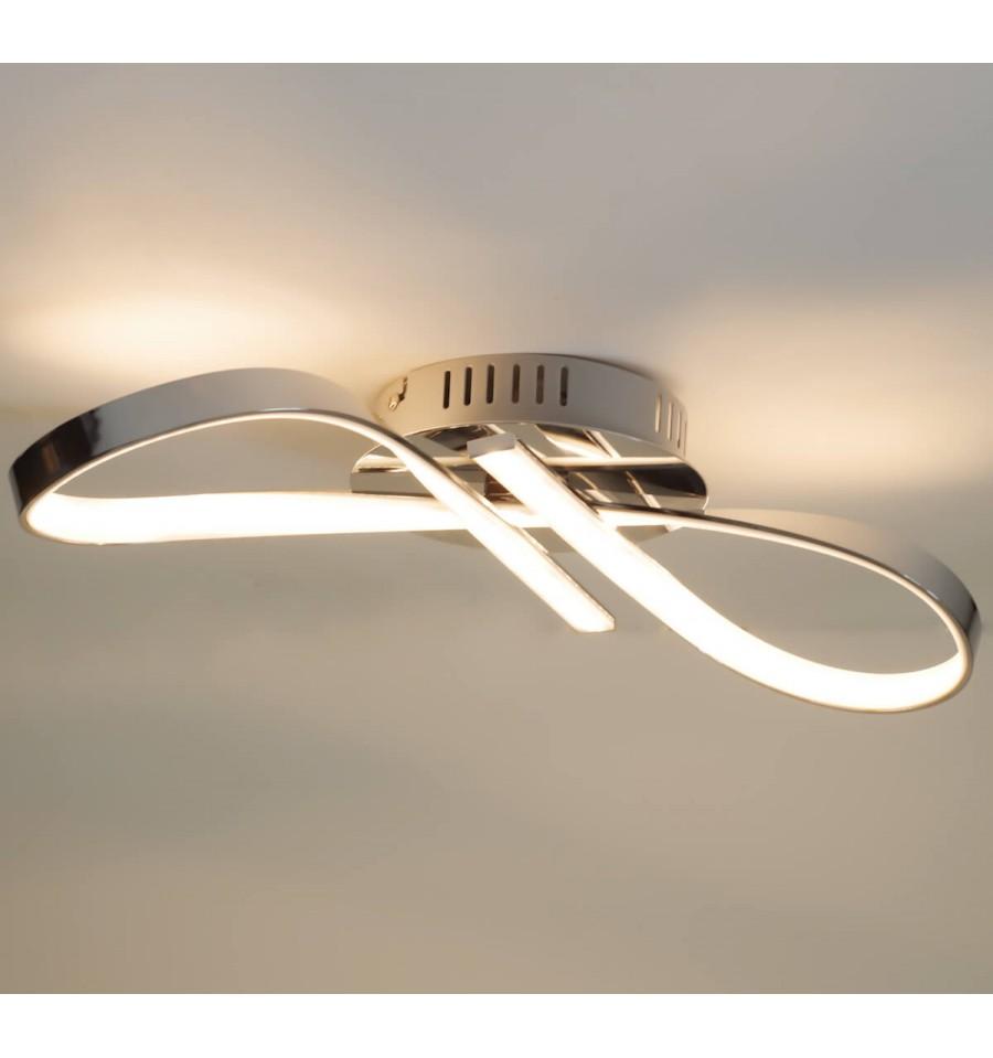 Plafonnier led design salle de bain - Idée de luminaire et lampe maison