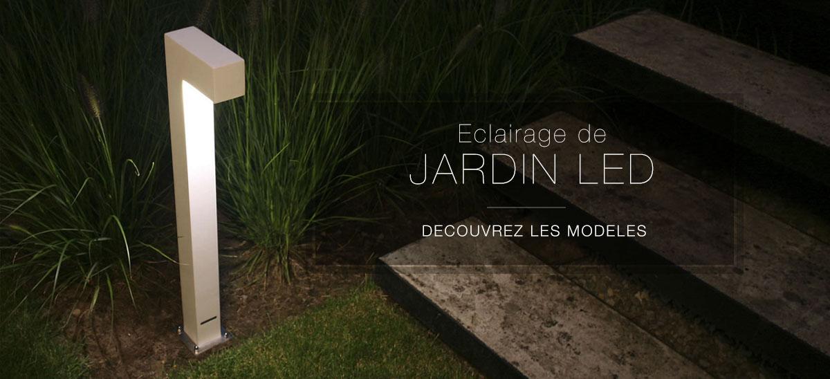 eclairage jardin led - idée de luminaire et lampe maison