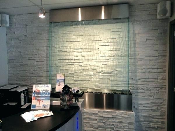 eclairage mur en pierre id e de luminaire et lampe maison. Black Bedroom Furniture Sets. Home Design Ideas
