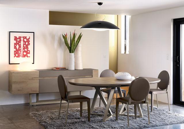 Eclairage table salle a manger id e de luminaire et lampe maison - Idee eclairage salon ...