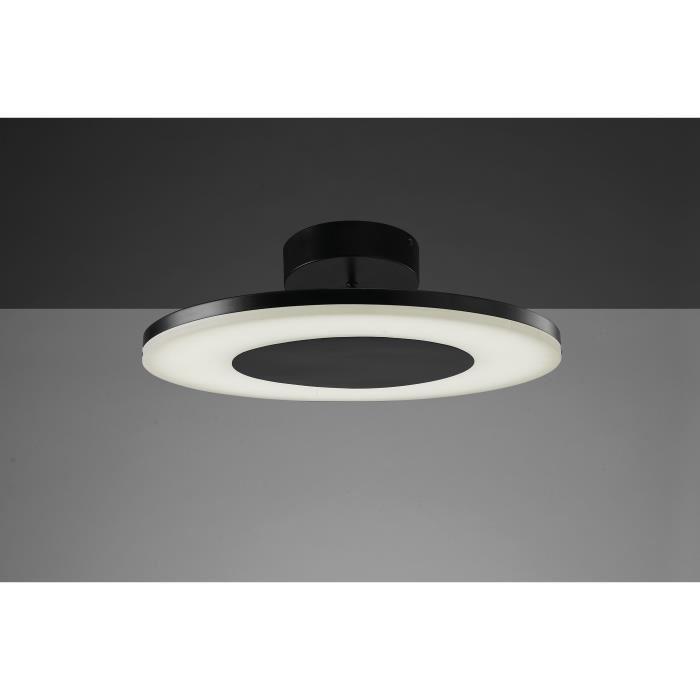 plafonnier cuisine noir id e de luminaire et lampe maison. Black Bedroom Furniture Sets. Home Design Ideas