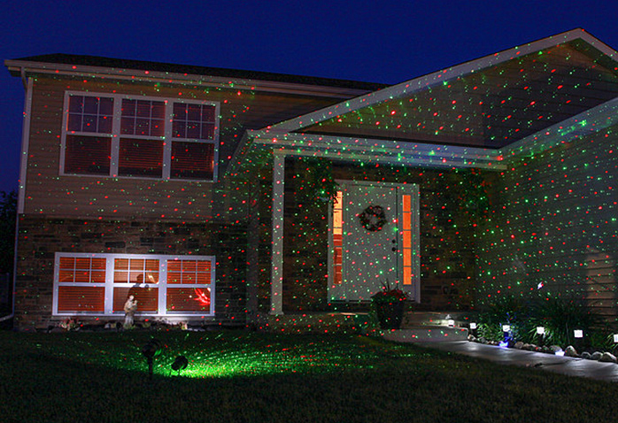 eclairage facade noel id e de luminaire et lampe maison