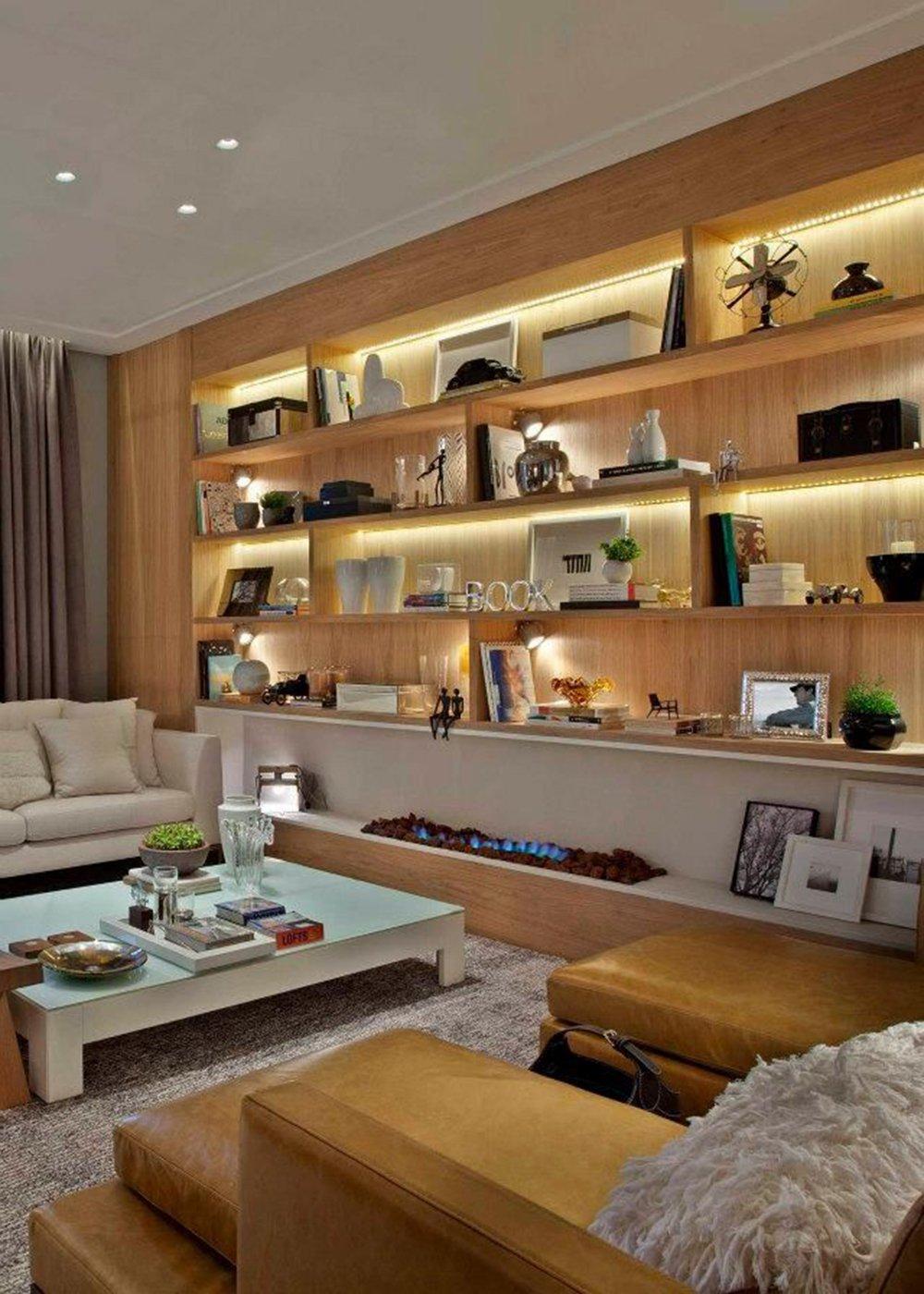 clairage biblioth que id e de luminaire et lampe maison. Black Bedroom Furniture Sets. Home Design Ideas