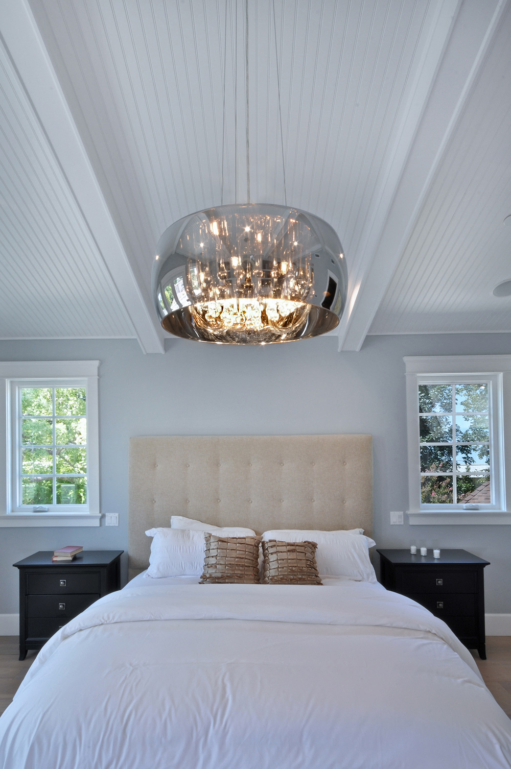 Plafonnier chambre design id e de luminaire et lampe maison for Plafonnier design pour chambre