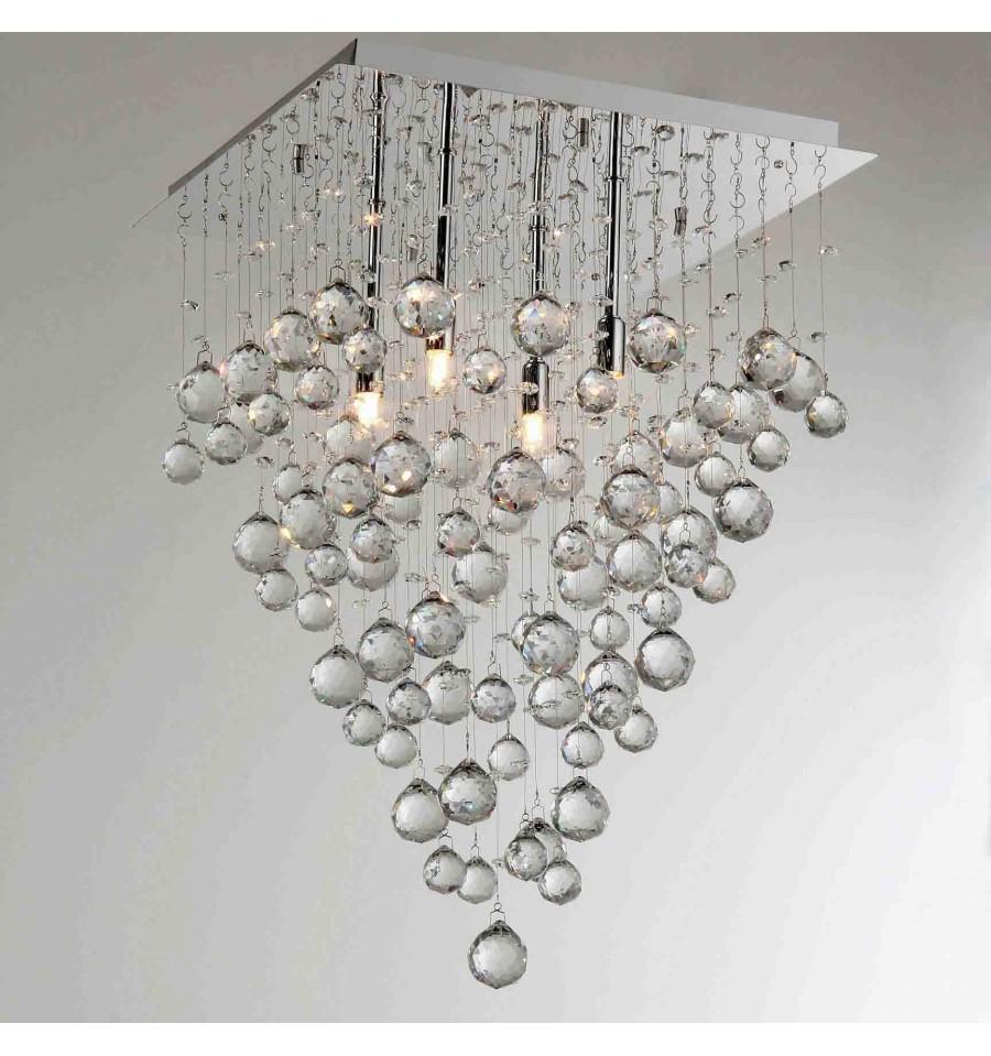 grand lustre design id e de luminaire et lampe maison. Black Bedroom Furniture Sets. Home Design Ideas