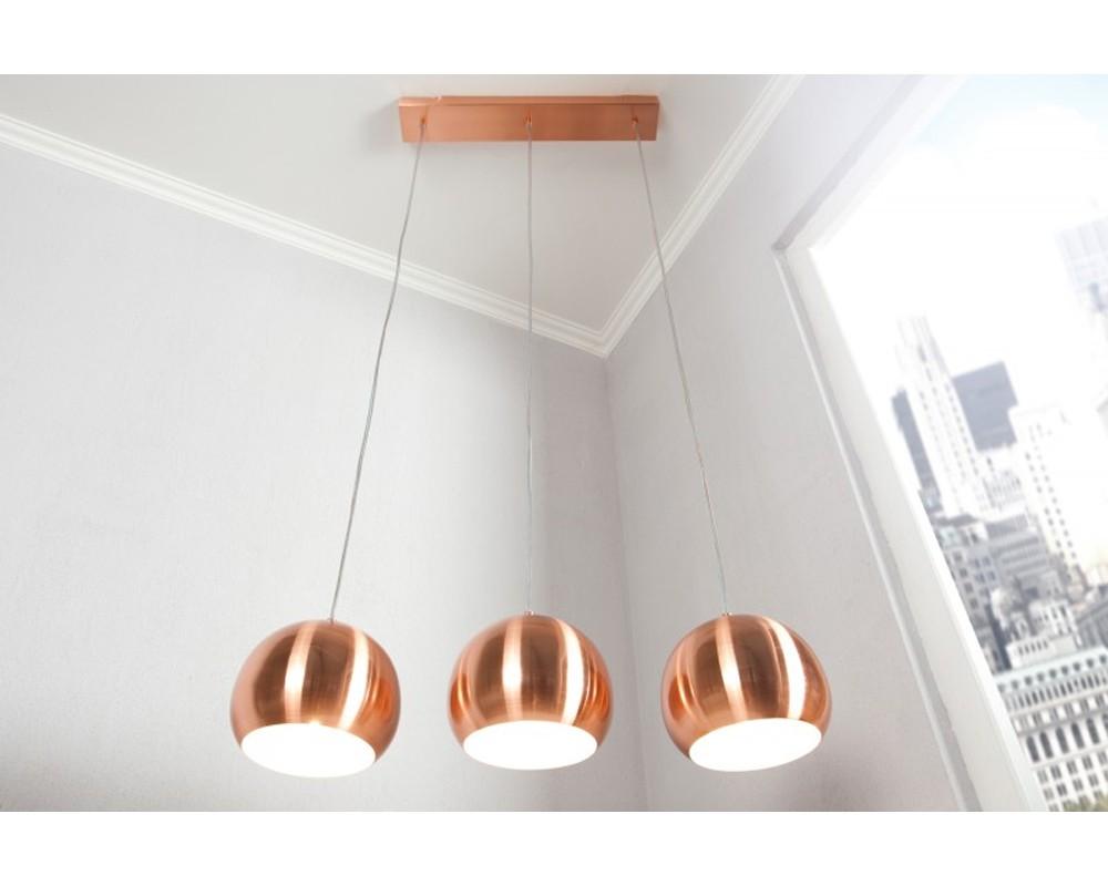 Design De Lustre Idée Lampe Maison Cuivre Luminaire Et 80knXwOP