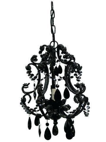 lustres baroques noir id e de luminaire et lampe maison. Black Bedroom Furniture Sets. Home Design Ideas