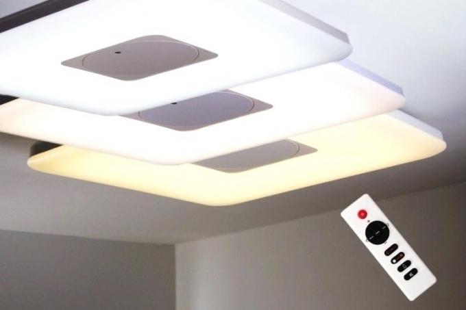plafonnier led encastrable pas cher id e de luminaire et lampe maison. Black Bedroom Furniture Sets. Home Design Ideas