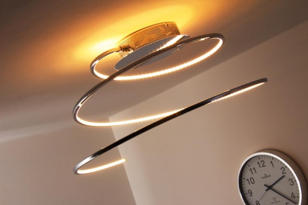plafonnier design led ebay id e de luminaire et lampe maison. Black Bedroom Furniture Sets. Home Design Ideas