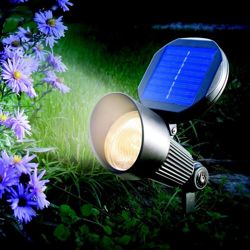 eclairage de jardin solaire Eclairage jardin solaire