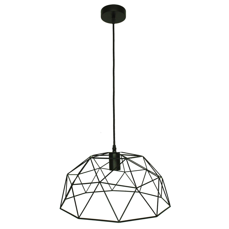 Lustre En Metal Idée De Luminaire Et Lampe Maison