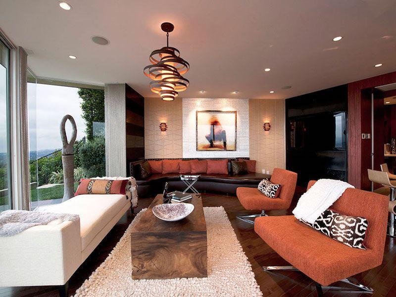 suspension pour salon moderne id e de luminaire et lampe maison. Black Bedroom Furniture Sets. Home Design Ideas