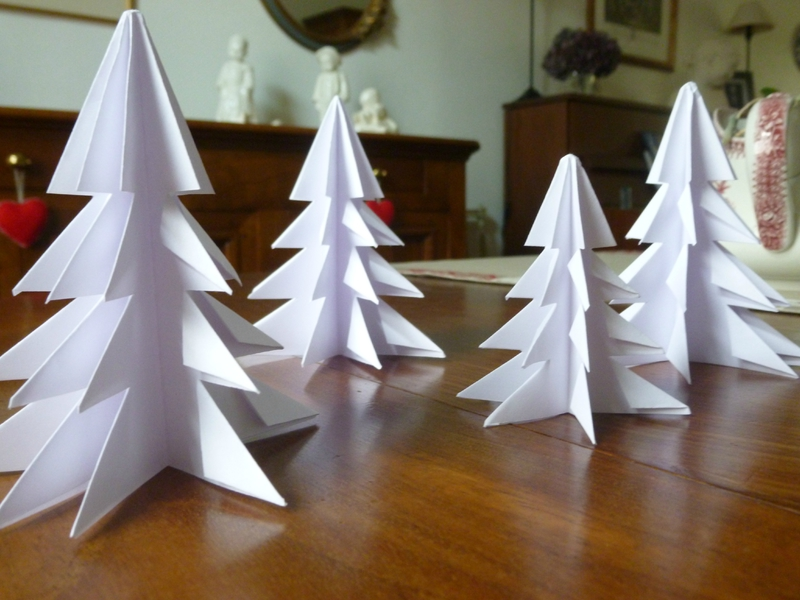 Deco de noel simple a faire