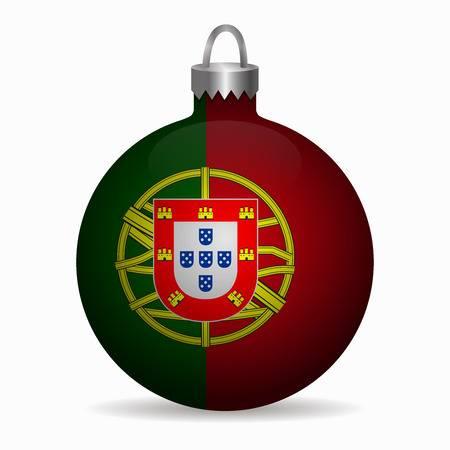 Boule de noel portugal