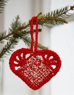Deco Noel Crochet.Decoration Noel En Crochet Idée De Luminaire Et Lampe Maison