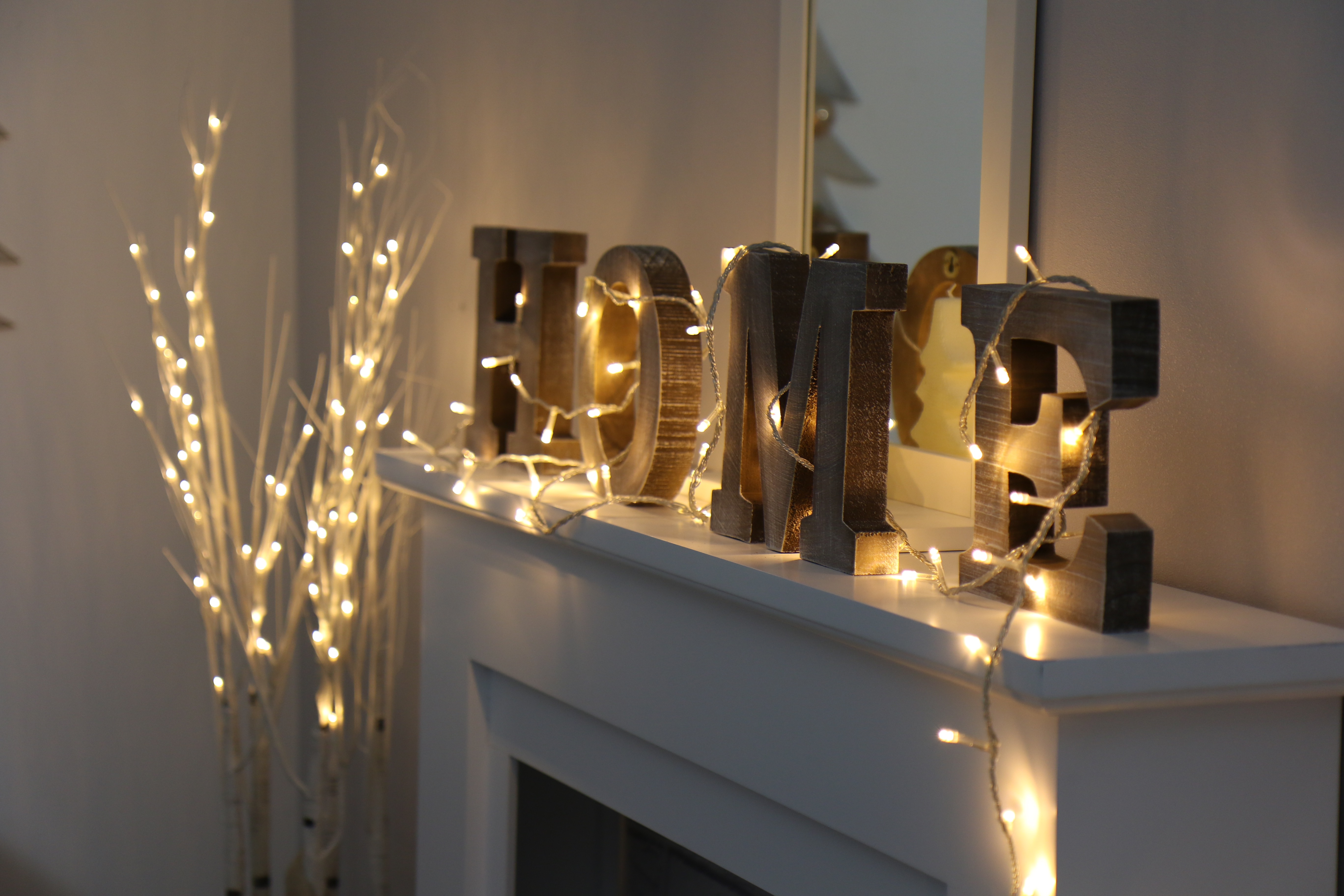 Deco noel maison lumineuse