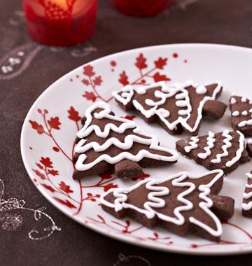 Decoration Biscuit Noel.Recette Decoration Gateau De Noel Idée De Luminaire Et