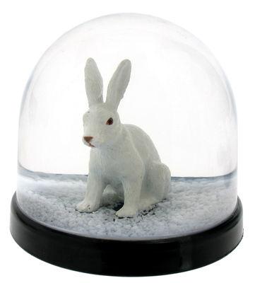 Boule de noel avec lapin