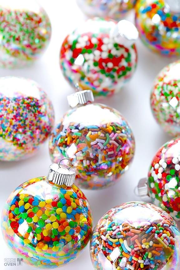 Comment Fabriquer Ses Boule De Noel Idee De Luminaire Et Lampe Maison