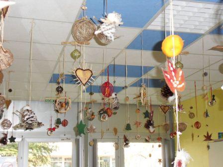 Decoration Noel Classe Maternelle Idee De Luminaire Et Lampe Maison