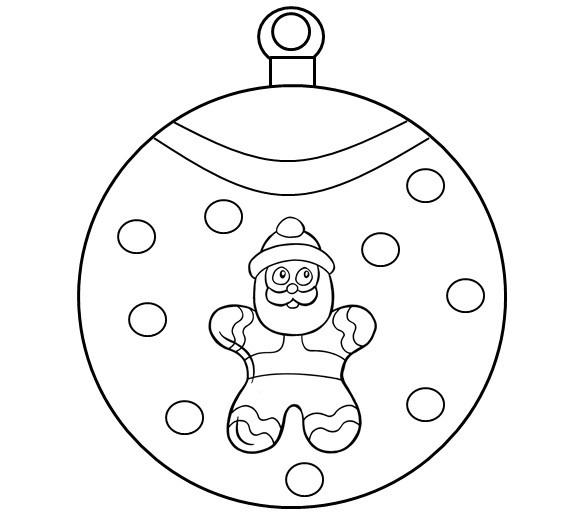 Dessin De Boule De Noel.Dessin Boule De Noel à Décorer Idée De Luminaire Et Lampe