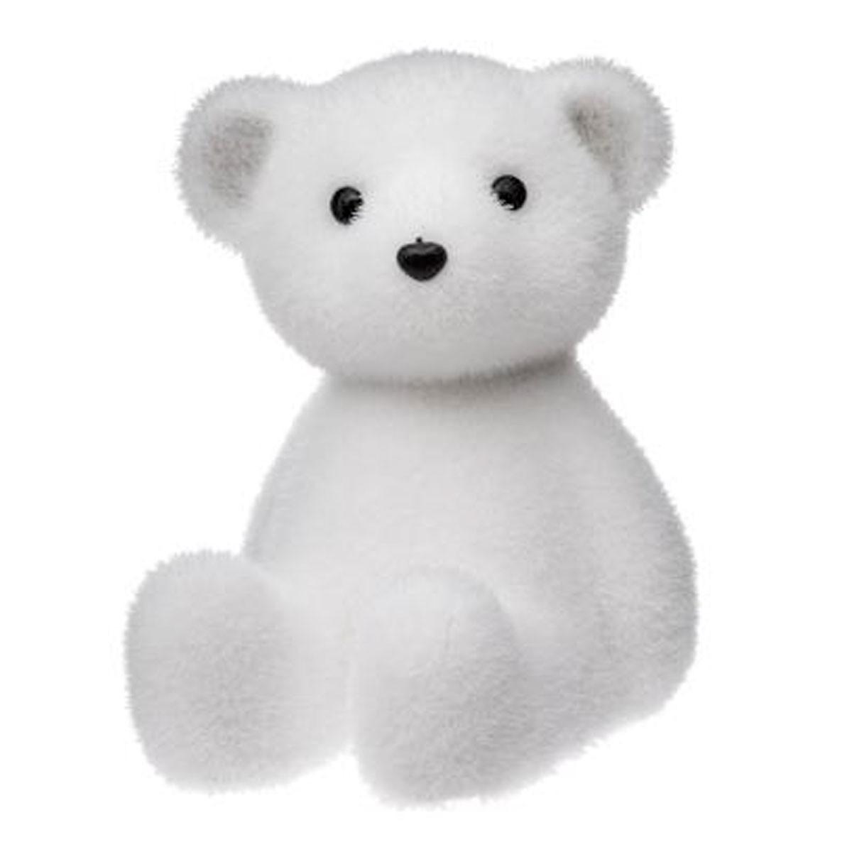 Decoration noel avec ours polaire