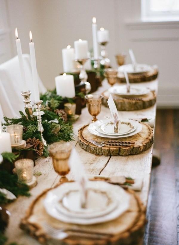 Decoration bois pour noel