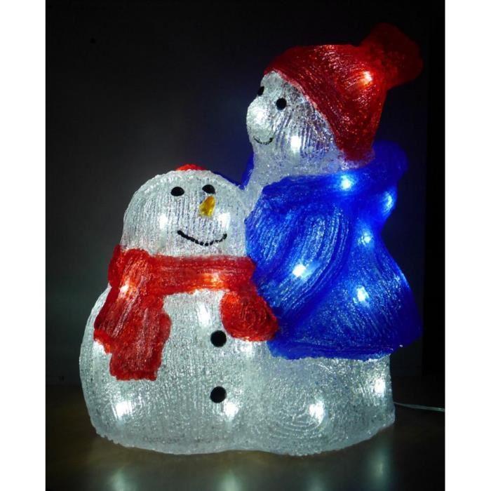Decoration De Noel Exterieur Lumineuse.Decoration Noel Exterieure Lumineuse Idée De Luminaire Et