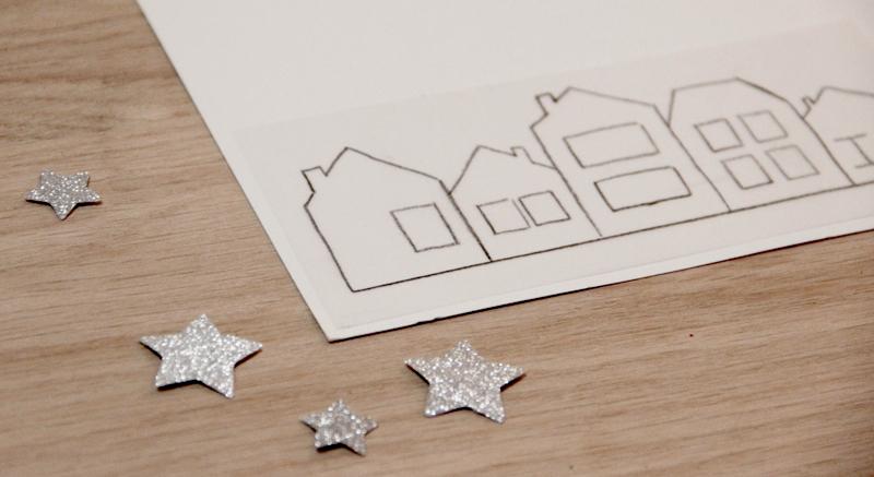 Decoration Noel Papier Calque Idee De Luminaire Et Lampe Maison