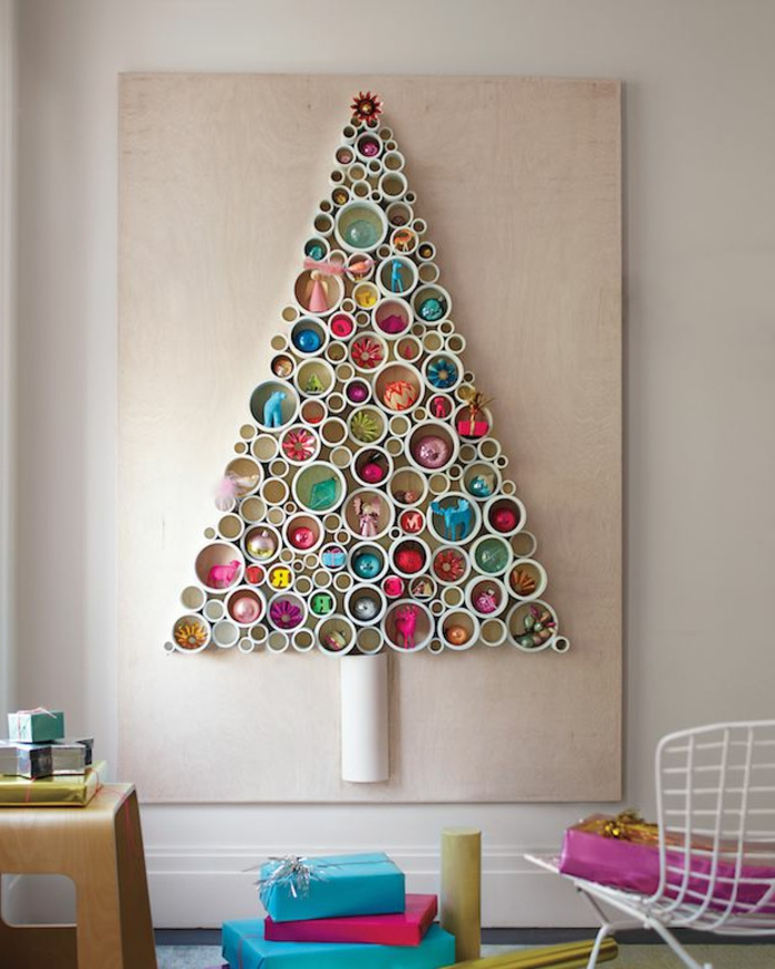 Idee decoration noel sapin