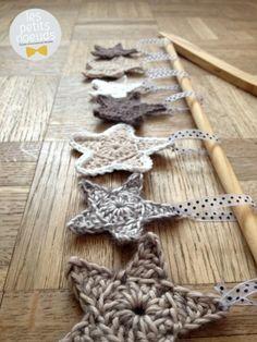 Deco Noel Crochet.Decoration De Noel Crochet Idée De Luminaire Et Lampe Maison