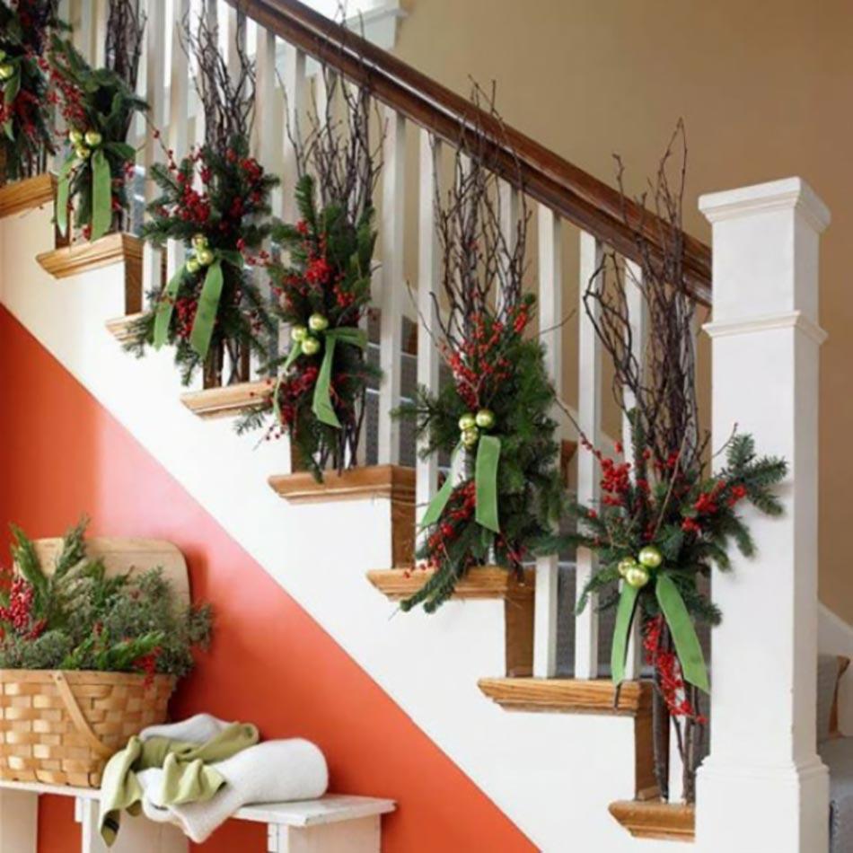 Exemple Decoration Noel Interieur Idee De Luminaire Et Lampe Maison