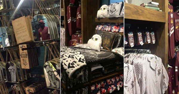 Decoration noel harry potter primark