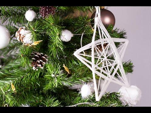Decoration De Noel A Fabriquer Youtube Idee De Luminaire Et Lampe