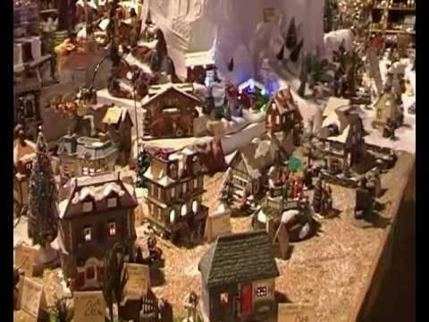 Decoration noel village jardiland