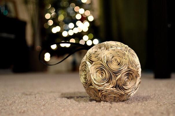 Faire decoration noel naturel