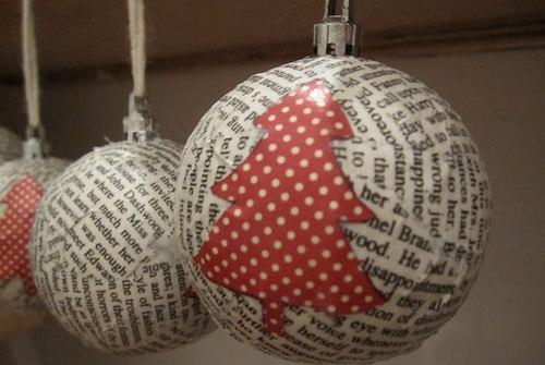 Boule De Noel En Polystyrene A Decorer Idee De Luminaire Et Lampe
