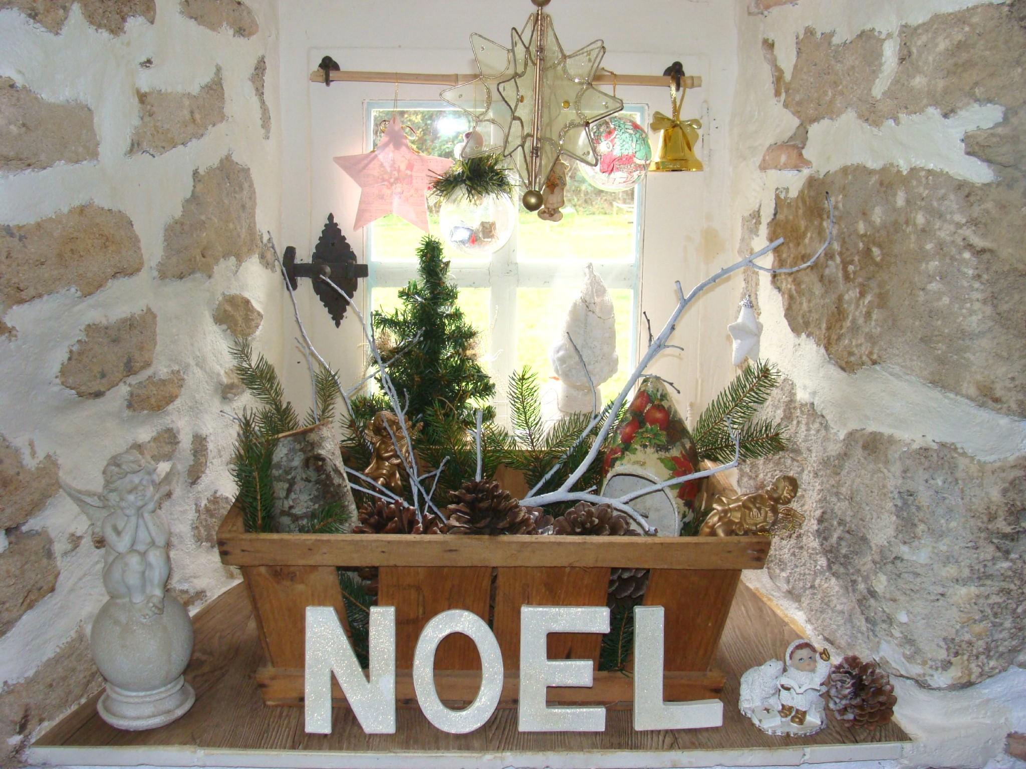 Pinterest Deco De Noel
