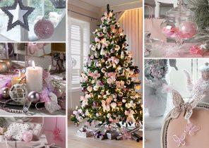 lustre rose baroque id e de luminaire et lampe maison. Black Bedroom Furniture Sets. Home Design Ideas