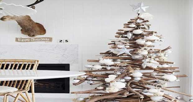 Decoration noel bois exterieur