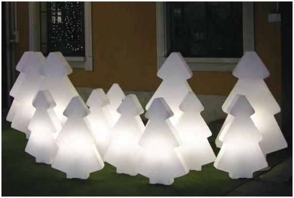 Decoration De Noel Exterieur Solaire.Decoration Noel Solaire Pour Jardin Idée De Luminaire Et