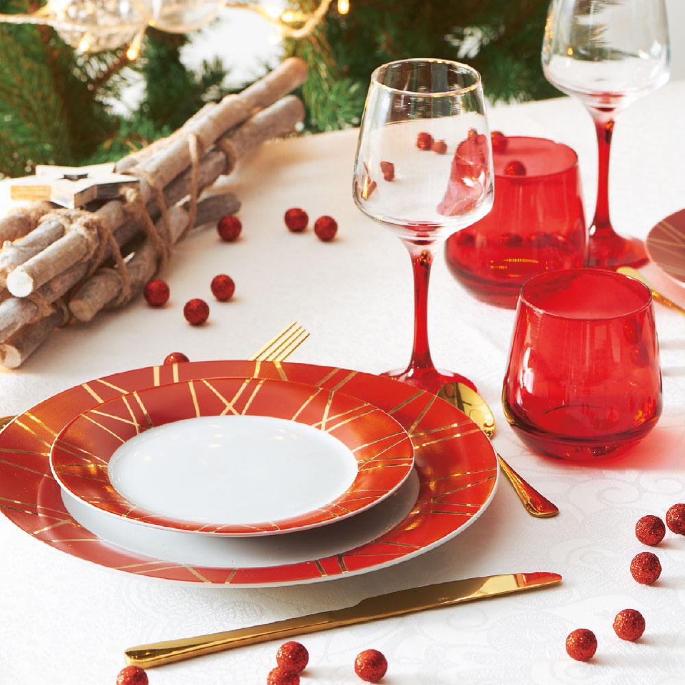 Decoration Table Noel Gifi Idee De Luminaire Et Lampe Maison