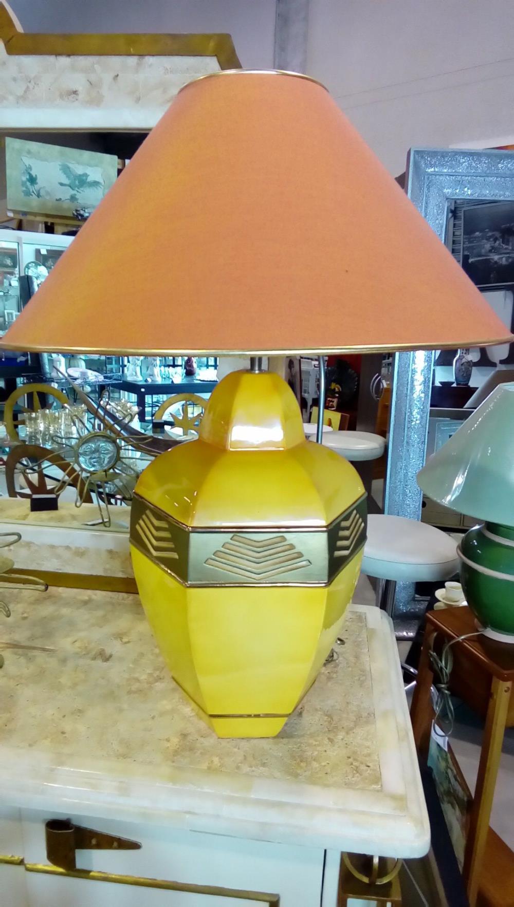 Lampe design d'occasion