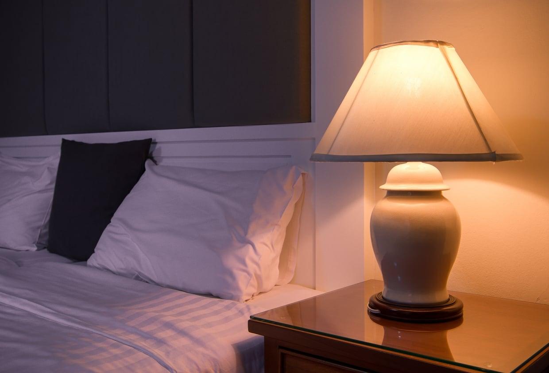 Lampe de chevet lumiere reglable